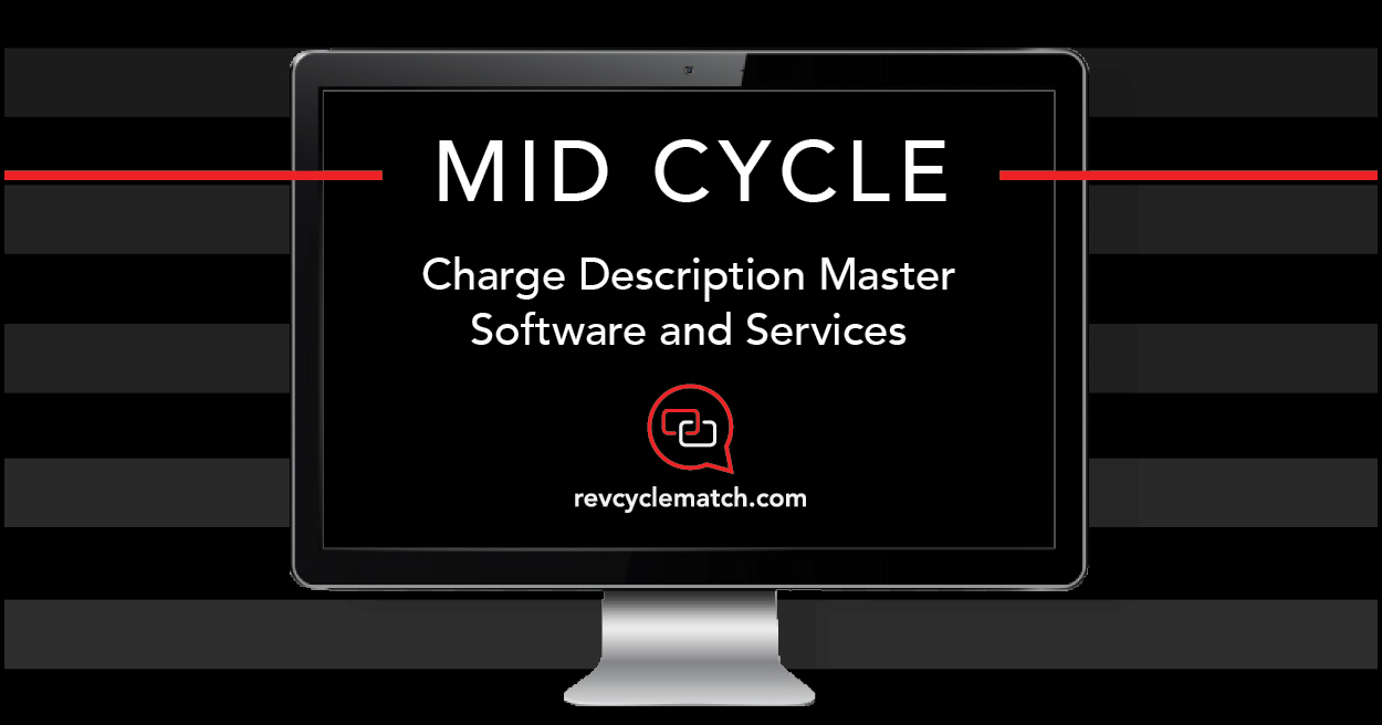 Charge Description Master Software and Services